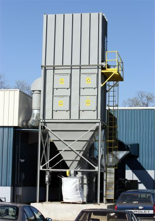 Effective Controls Inc Dry Dust Collection Applications