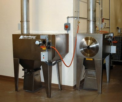 Dust Collection for Food Processing