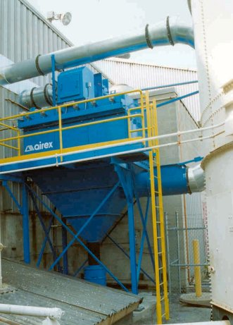 Manganese Dust Collection