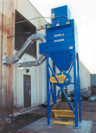 Steel Dust Collection