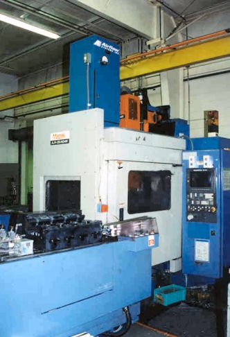 Machining Center #4