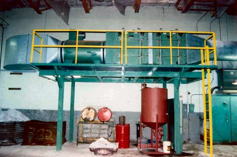 Roll Mill Operation